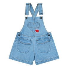product-Hundred Pieces Latzhose Denim Heart
