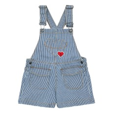 product-Hundred Pieces Oshkoh Heart Dungarees
