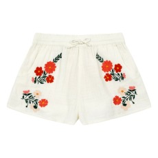 product-Hundred Pieces Shorts Boheme Flowers