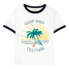 product-Hundred Pieces T-shirt Good Vibes Garçon