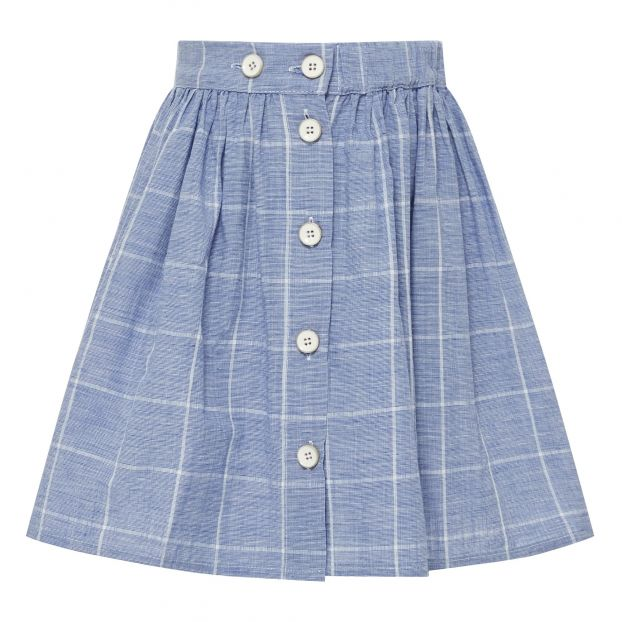 208c55838 Jo midi skirt Denim blue Morley Fashion Teen , Children