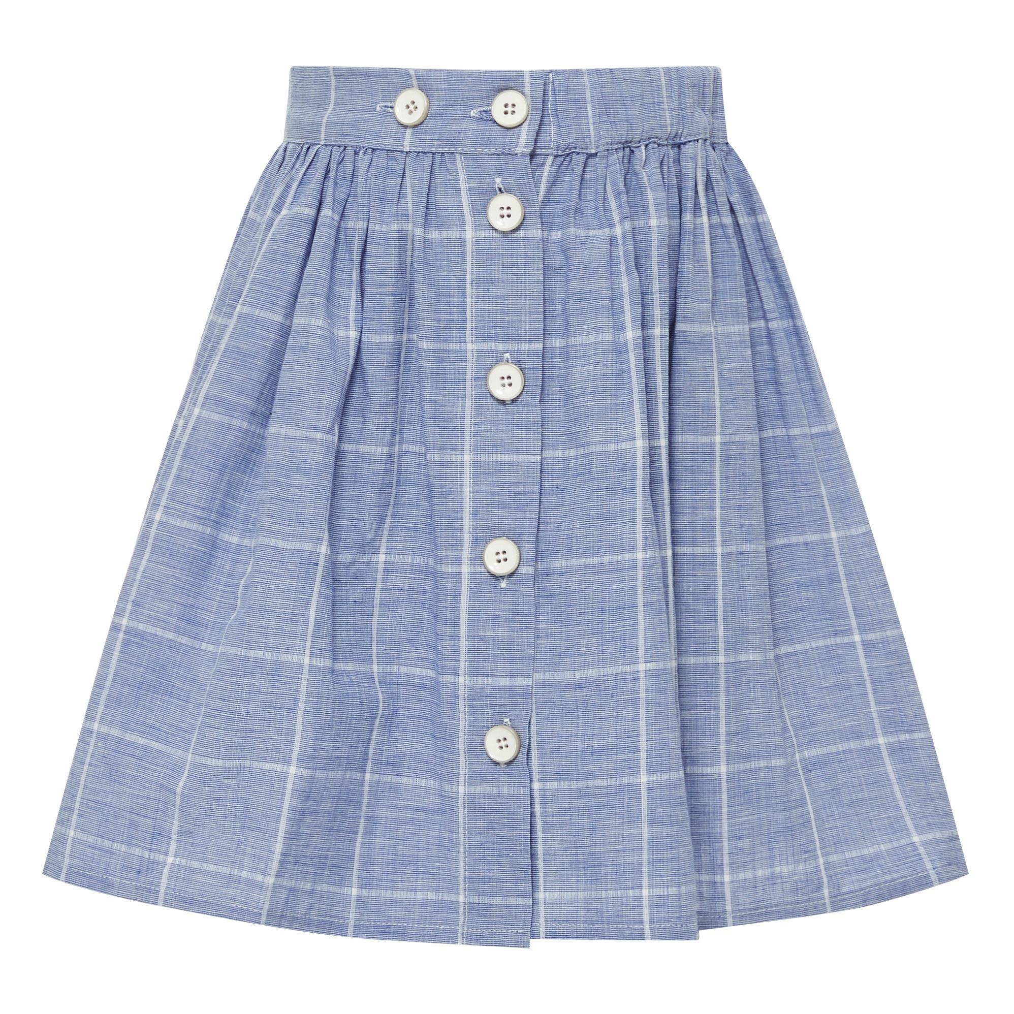 3f18f900a Jo midi skirt Denim blue Morley Fashion Teen , Children. «