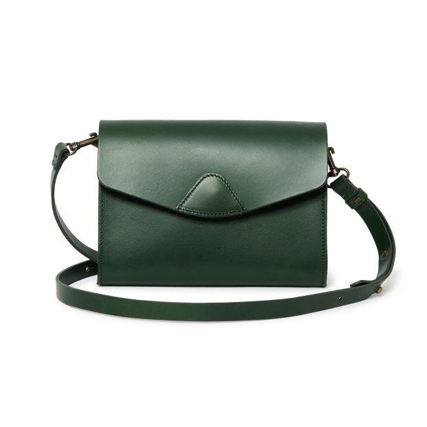 1ed18de5a795 Mini Mox bag Chrome green Vereverto Fashion Adult