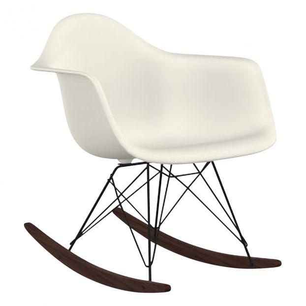 a50bf73a0 Eames RAR (Rocking Armchair Rod Base) Chair - Black Base -