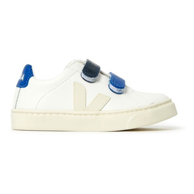 972be71dbe Esplar Leather Trainers Blue Veja Shoes Baby