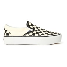 product-Vans Baskets Checkerboard Classic Slip-On Platform - Collection Adulte -