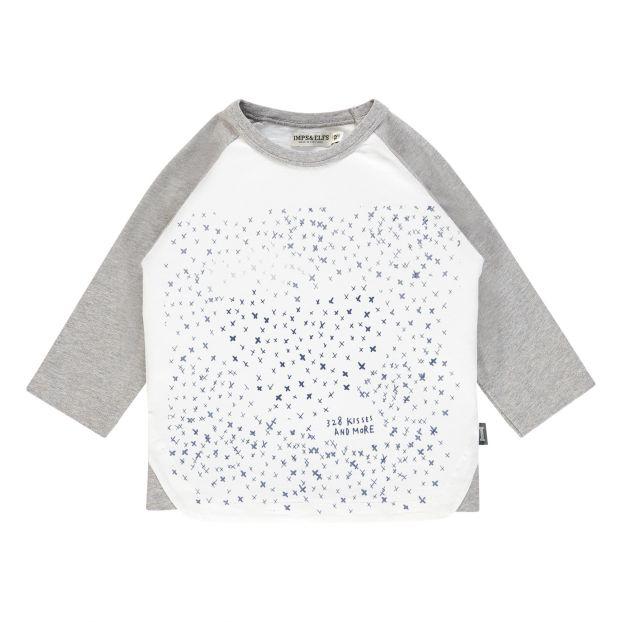 6738633a5a3 Cleveland Organic Cotton Sweatshirt White Imps   Elfs Fashion