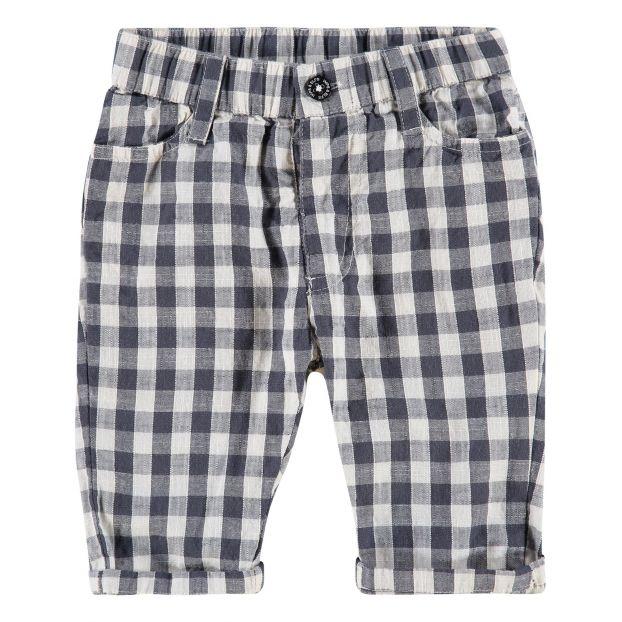 dd1f012d461 Nortfolk Organic Cotton Pants Navy blue Imps   Elfs Fashion Baby