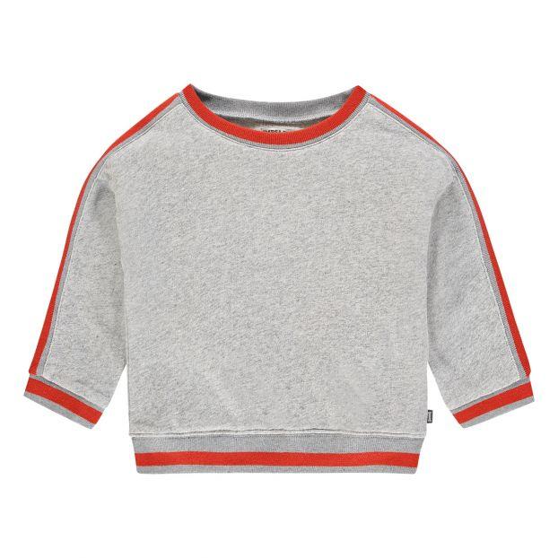 15597dc474a Hampton Organic Cotton Sweatshirt Grey Imps   Elfs Fashion Baby