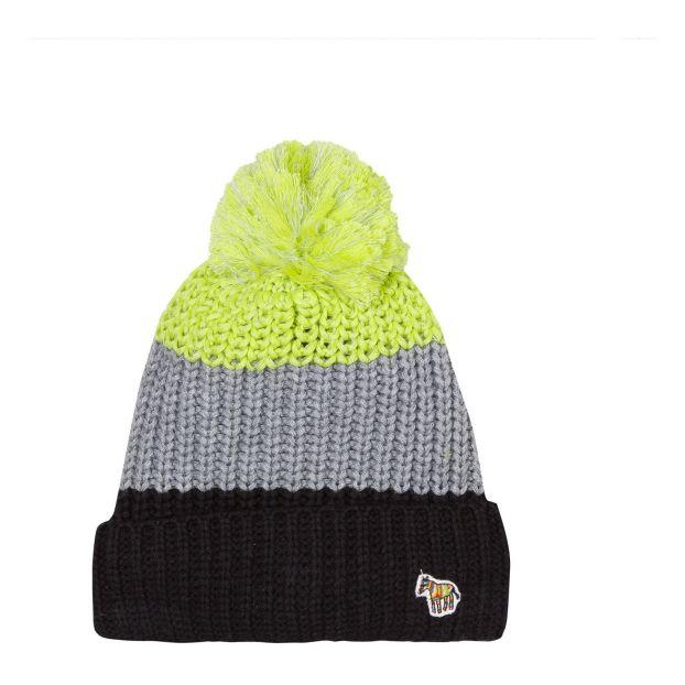 2bc899af473 Sanchez Zebra Reflective Hat Black Paul Smith Junior Fashion Teen