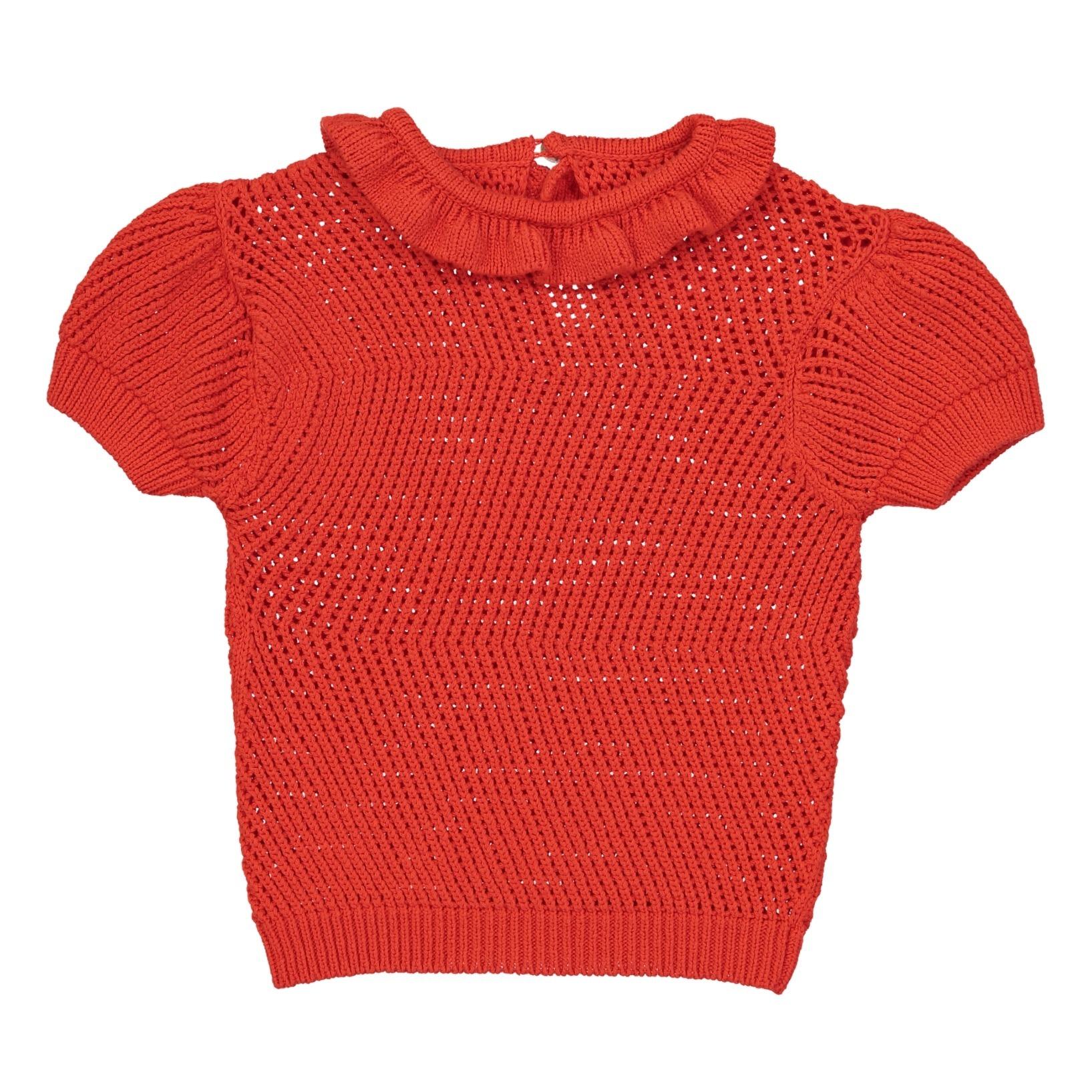 30231c56775 Cassy Jumper Red Hello Simone Fashion Children. «