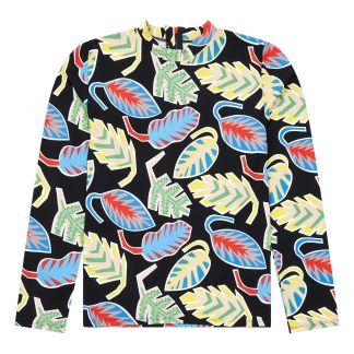2c142c1057351 Stella McCartney Kids T-Shirt Anti UV Palm Leaf-listing