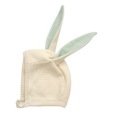 product-Meri Meri Bunny Ears Beanie in Organic Cotton
