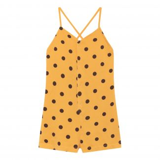 d5b3133f814 The Animals Observatory Guecko Spotted Playsuit-listing
