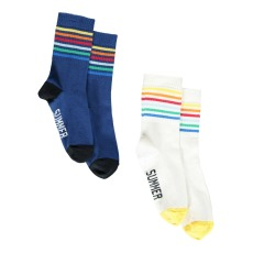 product-Hundred Pieces Socken Rainbow