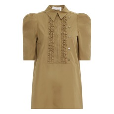 product-See by Chloé Chemise plastron