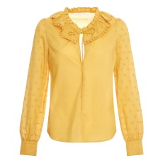 product-See by Chloé Polka-dot embroided Blouse