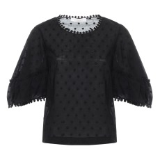 product-See by Chloé Top Pois