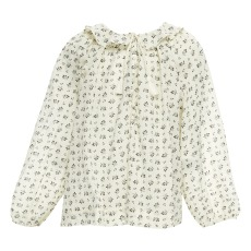 product-Caramel Hydrangea blouse
