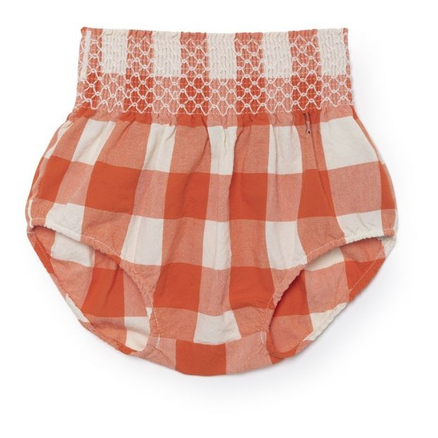 23d3be876 Checkered Bloomers Red Bobo Choses Fashion Baby