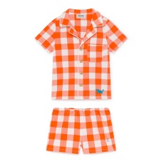 product-Bobo Choses Camisa & Short de Cuadros