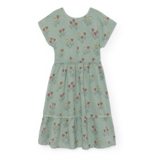 product-Bobo Choses Robe Midi Fleurs