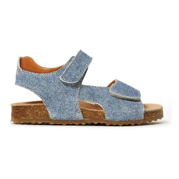 b0e1d2c1816cc9 Sandals Denim Blue BabyChildren Shoes Velcro Ocra erCodxB
