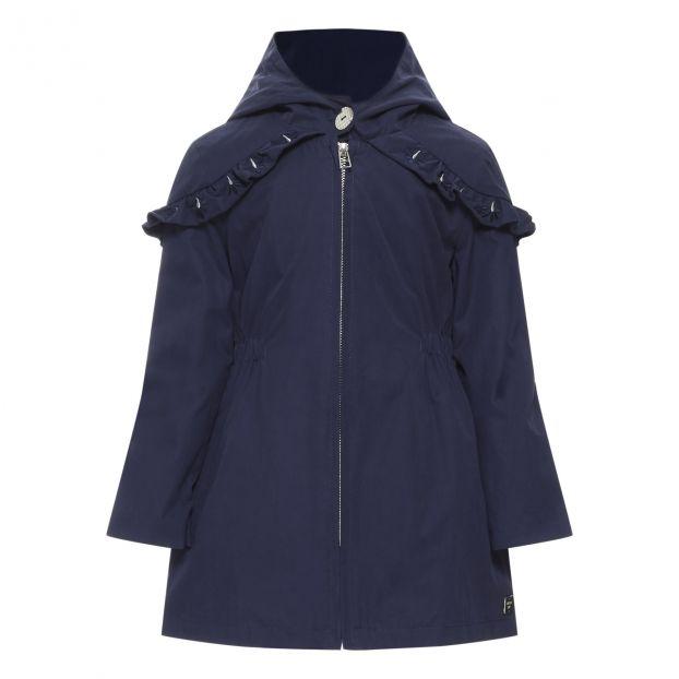 e30cec26d88 Parka Bleu marine CARREMENT BEAU Mode Enfant