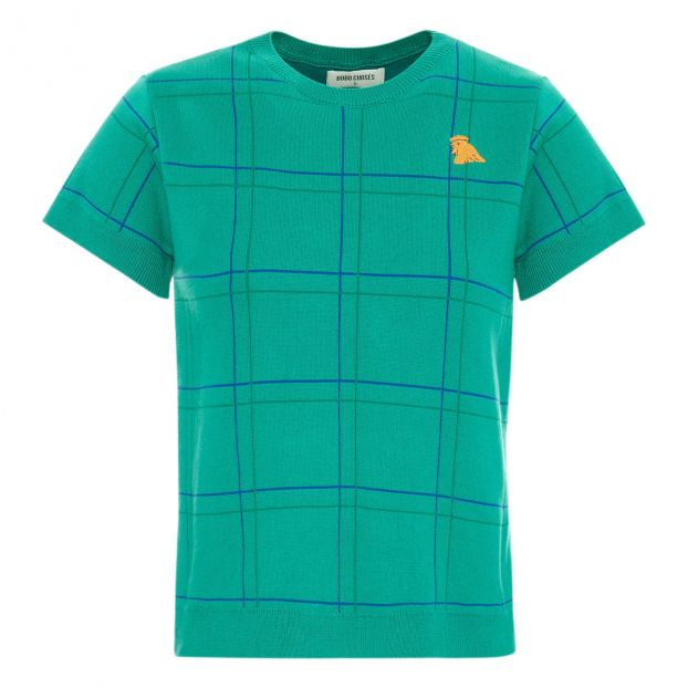 6f00fd29 Lines T-Shirt - Women's Collection Green Bobo Choses Fashion