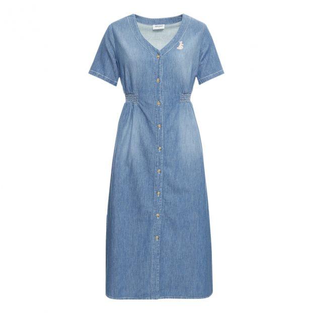nouveau style de top design offrir des rabais Robe Denim - Collection Femme - Bleu jean