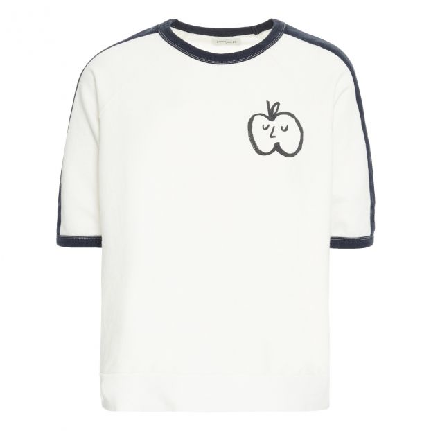 18f7aada Apple T-shirt - Women's Collection White Bobo Choses Fashion