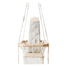 product-Nature King Crocheted baby swing