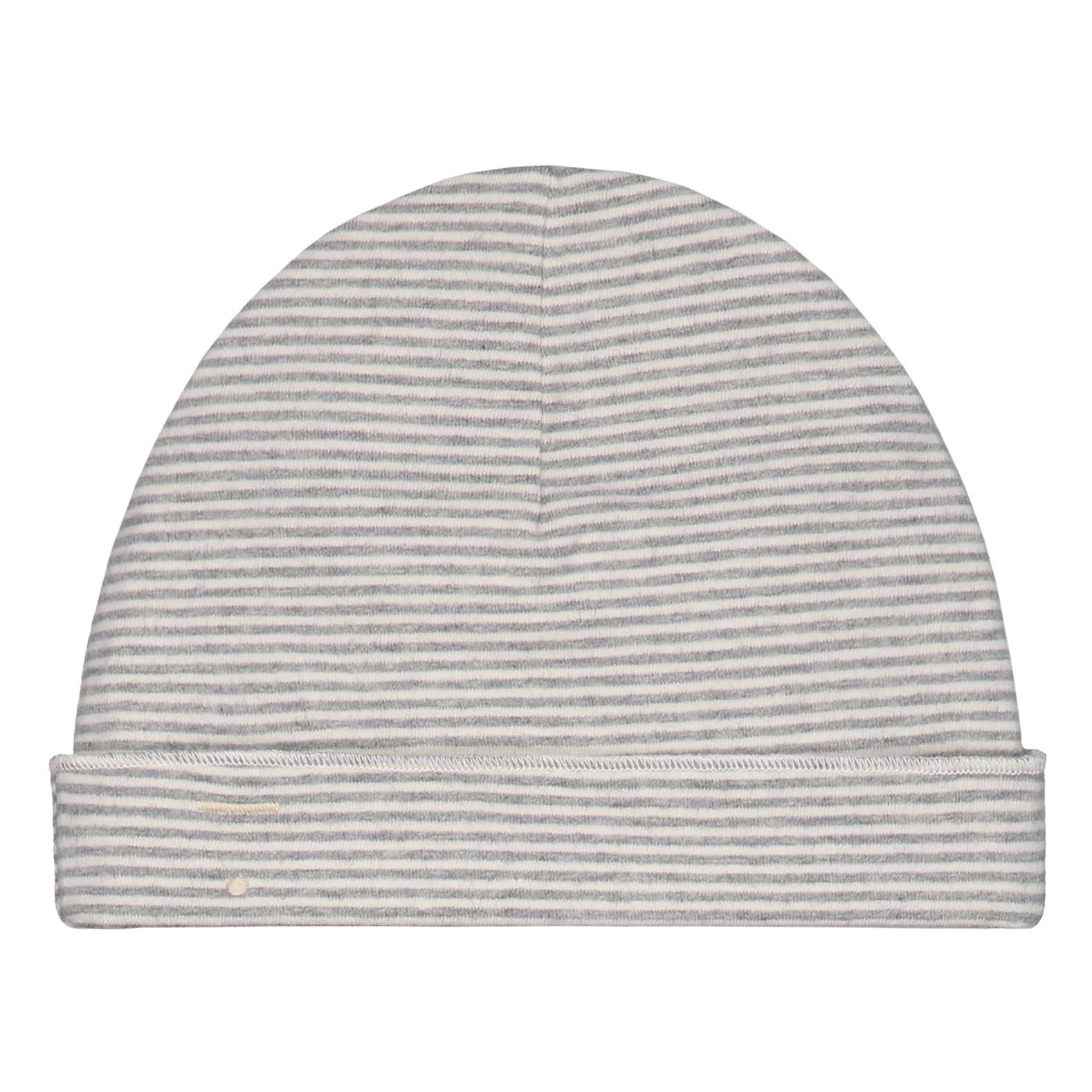 Cappello Cotone Bio Grigio Gray Label Moda Bebè. « b2ad4c765f6e