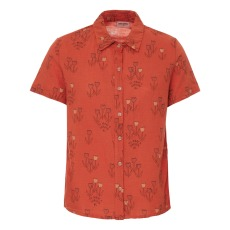 product-Bobo Choses Camisa Poppy Prarie Hawaiana - Colección Mujer -