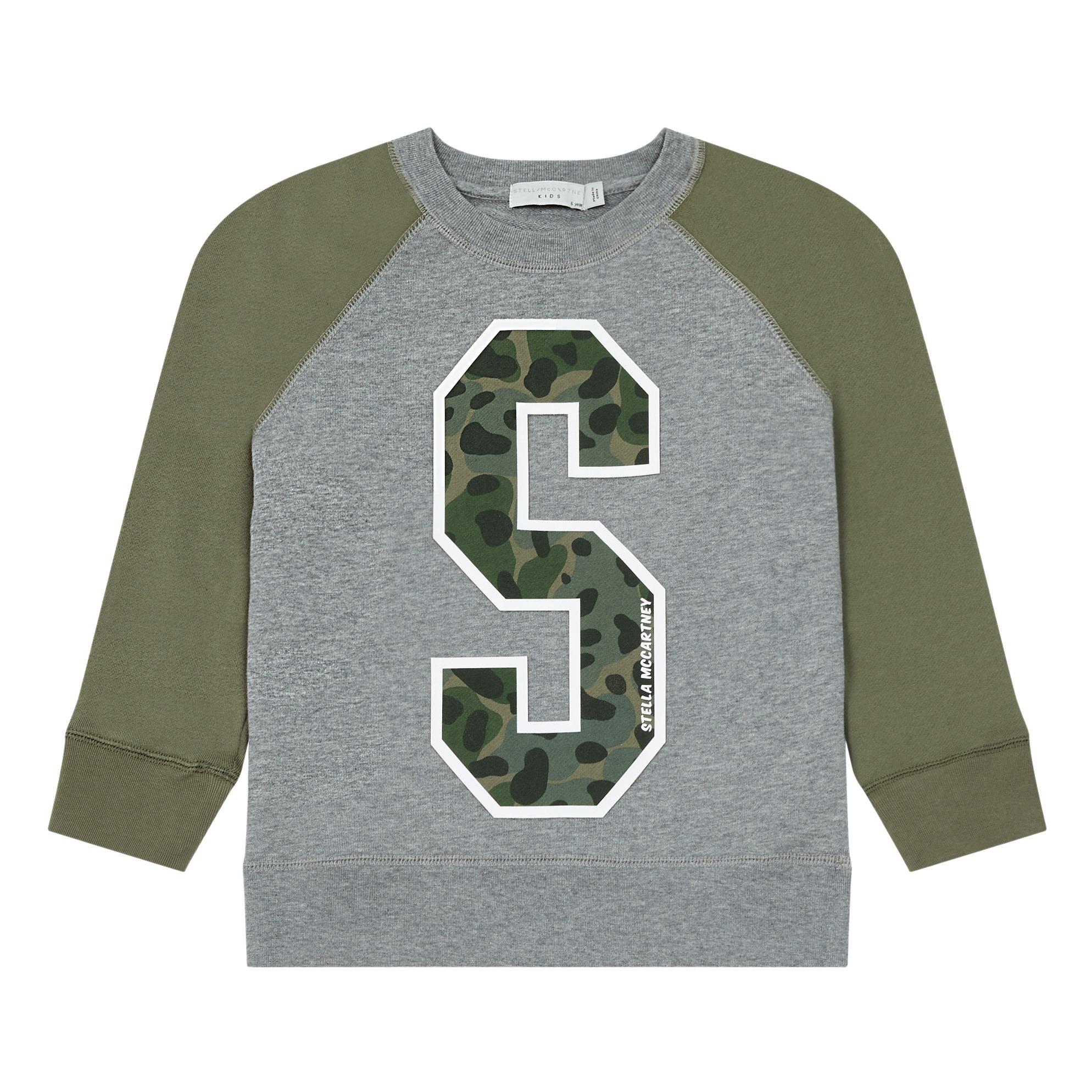 Stella McCartney | + adidas Sweatshirt aus Baumwoll Jersey