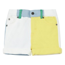 product-Stella McCartney Kids Short Colorblock