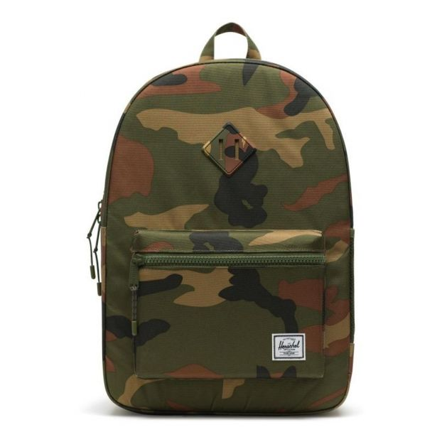 c988868ac3b Heritage Youth Camouflage Backpack Khaki Herschel Fashion Teen