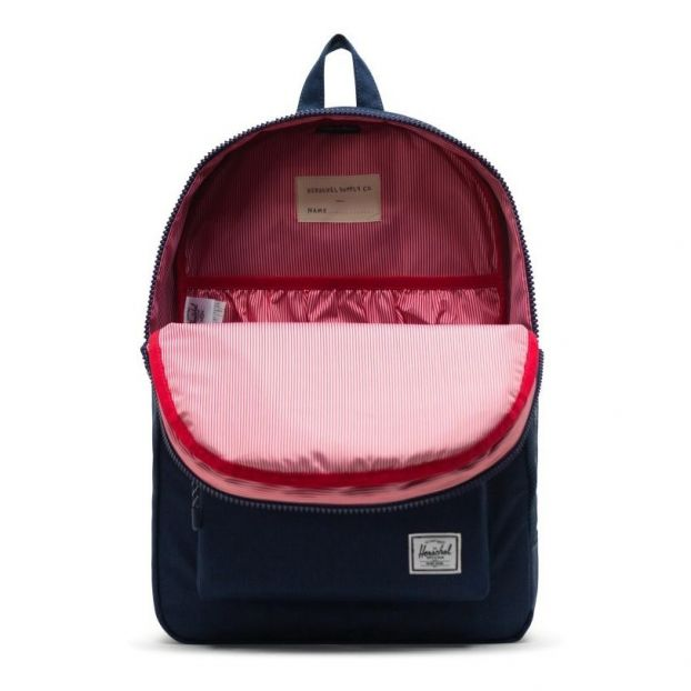 224e363120c6 Heritage Youth backpack Midnight blue Herschel Fashion Teen