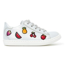 product-Little Mary Zapatillas Bordados Groseille
