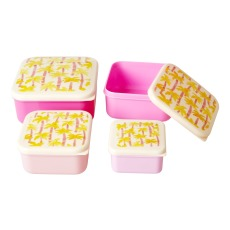 product-Rice Lunch Box Palme - Set da 4