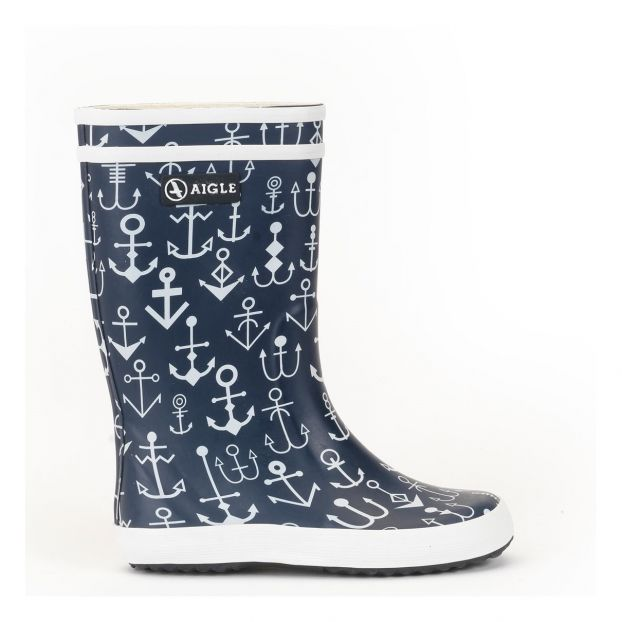 newest 38a46 e8994 Gummistiefel Lolly Pop Anker Navy