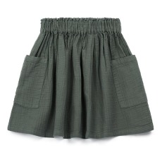 product-Bonton Ruche waffled skirt