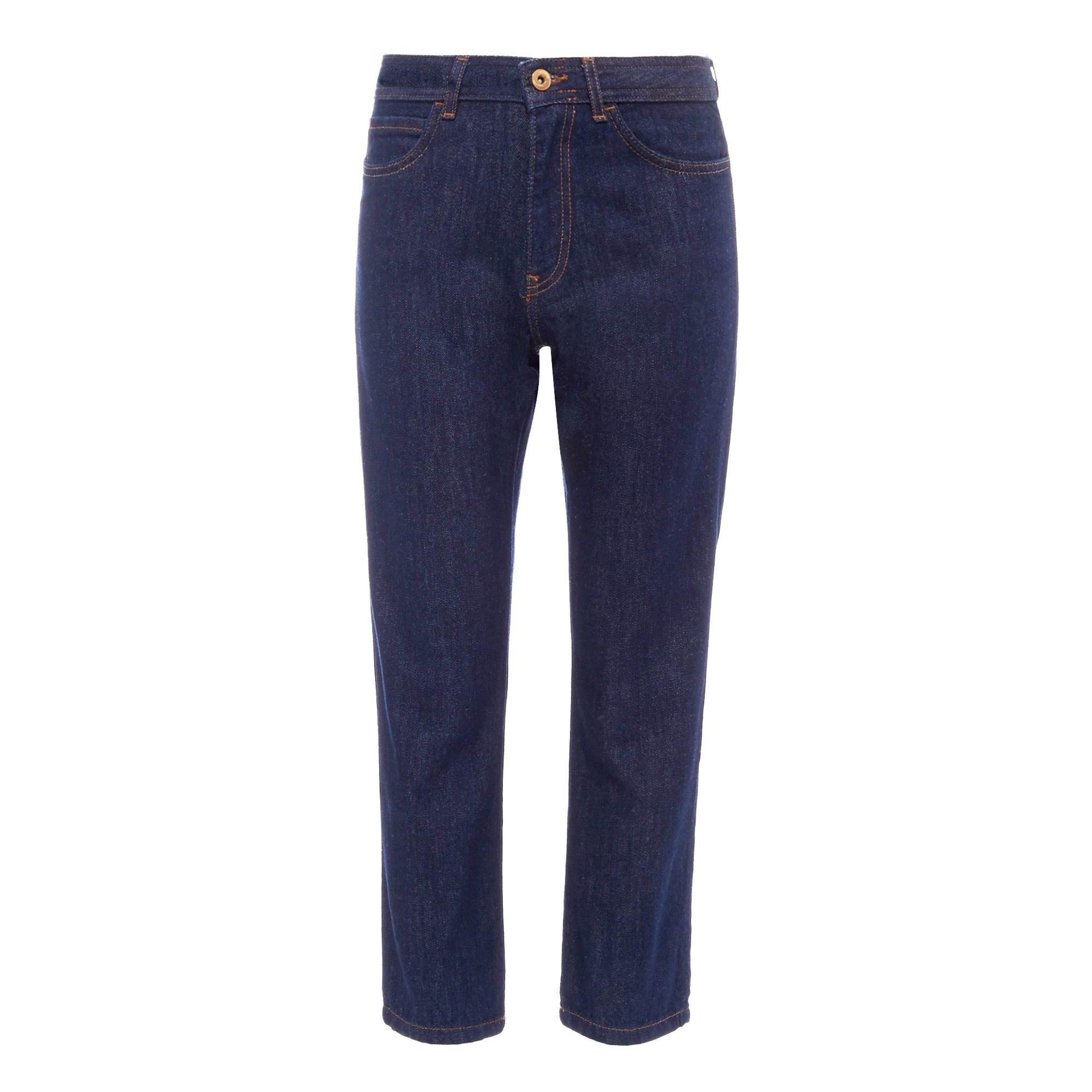 Jeans Dad marino Azul Adulto Sessun Santi Fashion 5gOqawnOR