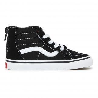 92dc0769ab9a8 Zapatillas cordones ante y tela Old Skool Negro Vans Calzado