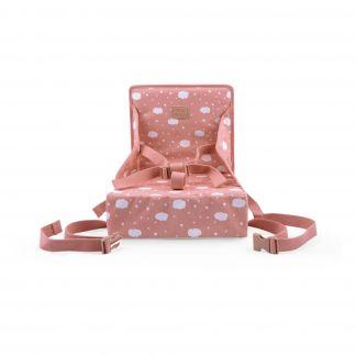 2ee6b76ff Baby seat - Cloud print