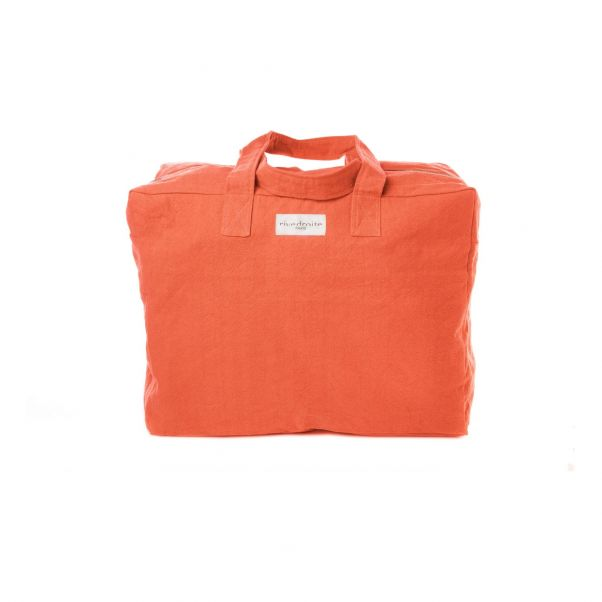 9c676a308150 Elzevir Recycled Cotton 48H Weekend Bag Rive Droite Design Adult