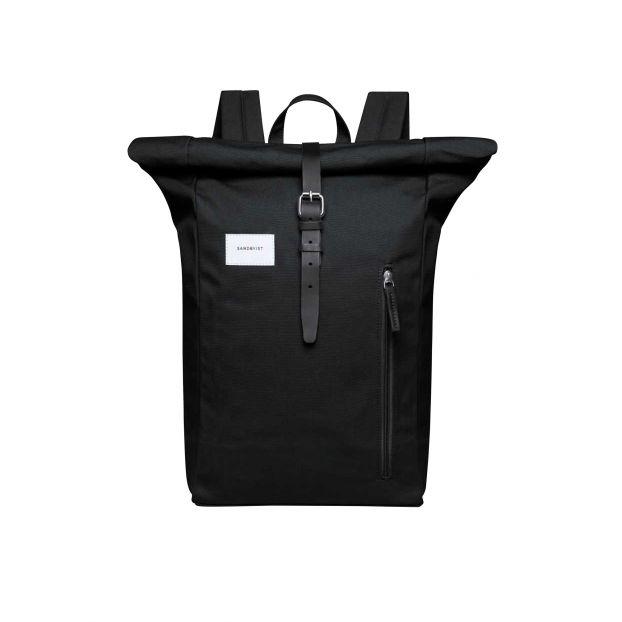 e765123ed74a Dante Backpack Black Sandqvist Fashion Adult