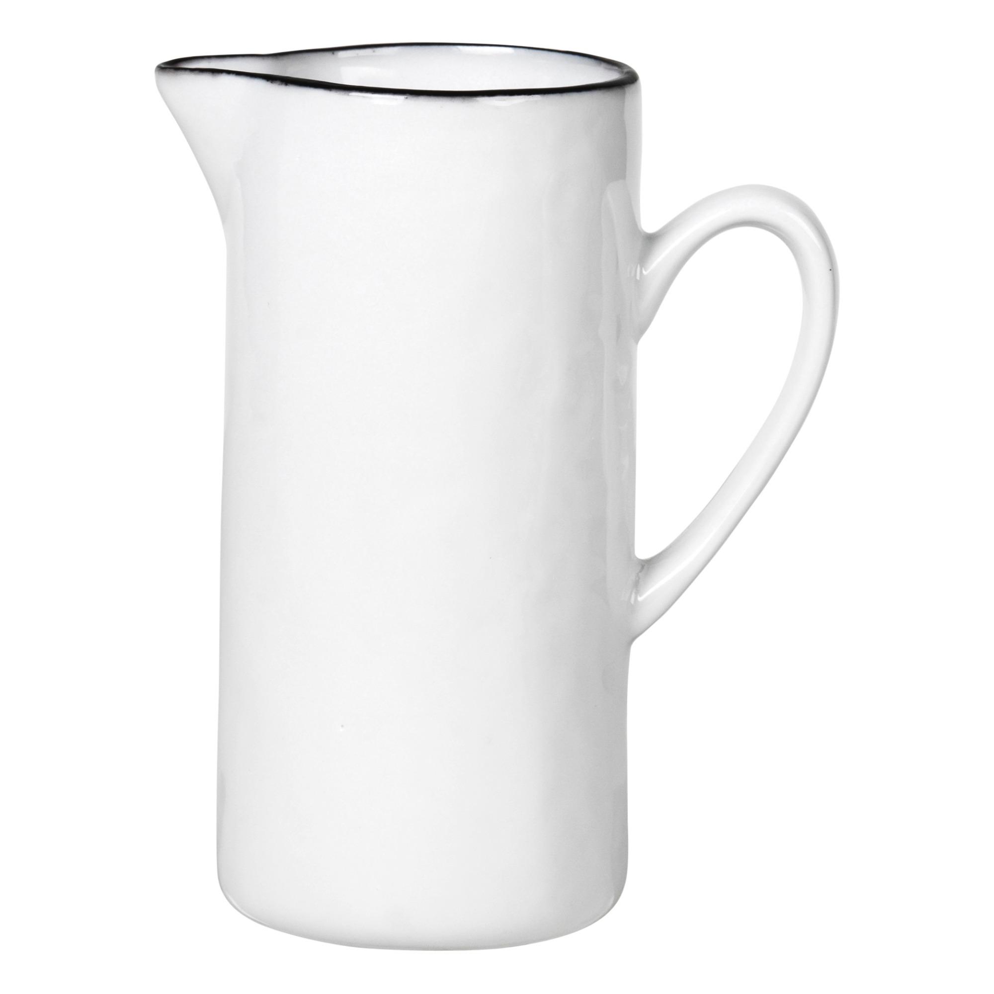 Brocca da latte di porcellana Salt 40cl