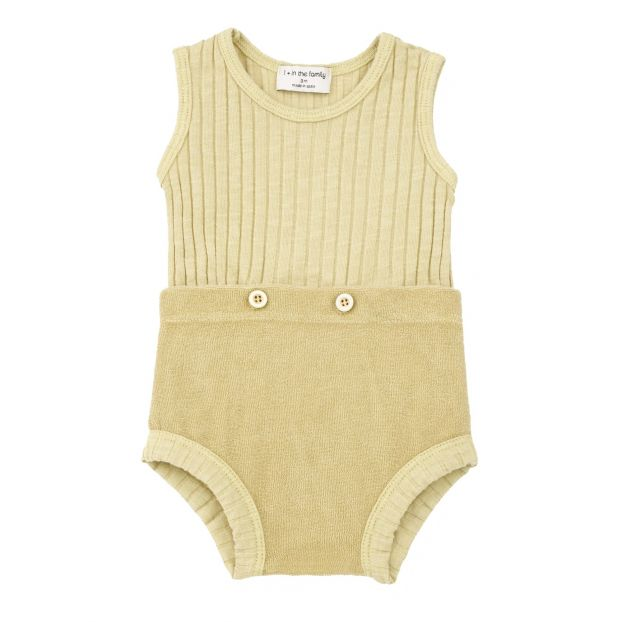 540574cc1 Ayala Two-fabric Body Yellow 1+ in the family Fashion Baby