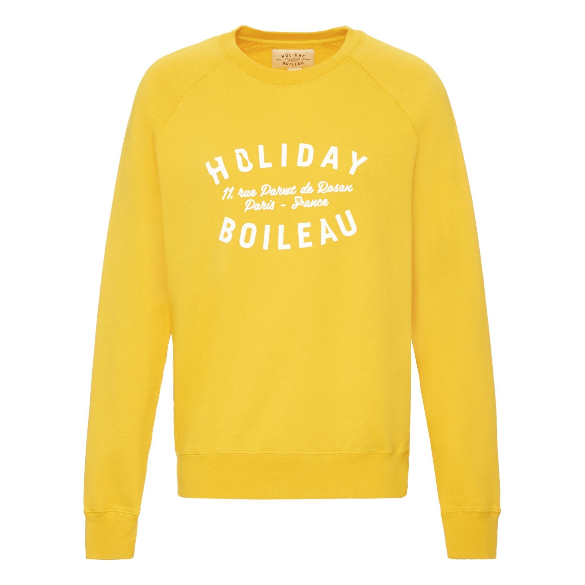 Sweatshirt Holiday Boileau Hit, Highlight 4314